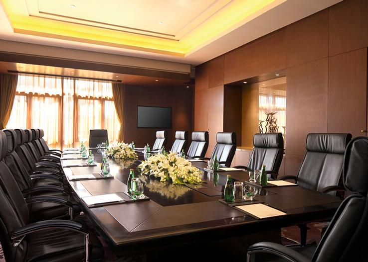Photo of He Yi Meeting Room