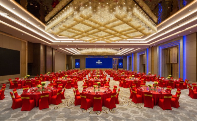 JiangShan Grand Ballroom Meeting Space Thumbnail 1