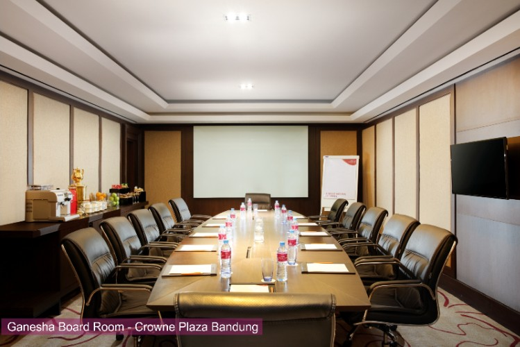 Photo of Ganesha Board Room