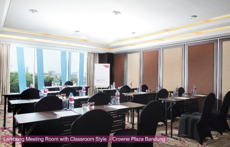 Lembong Meeting Room Meeting Space Thumbnail 3