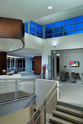 Photo of Barksdale Lobby
