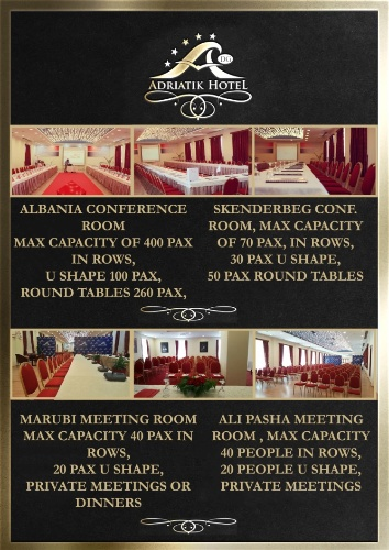 Albania Conference room Meeting Space Thumbnail 1