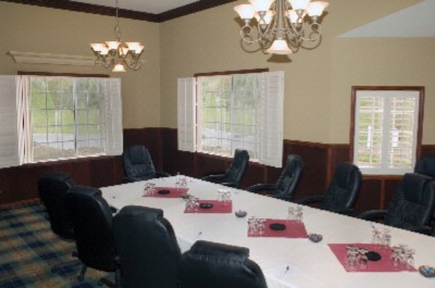 Photo of VIP Boardroom