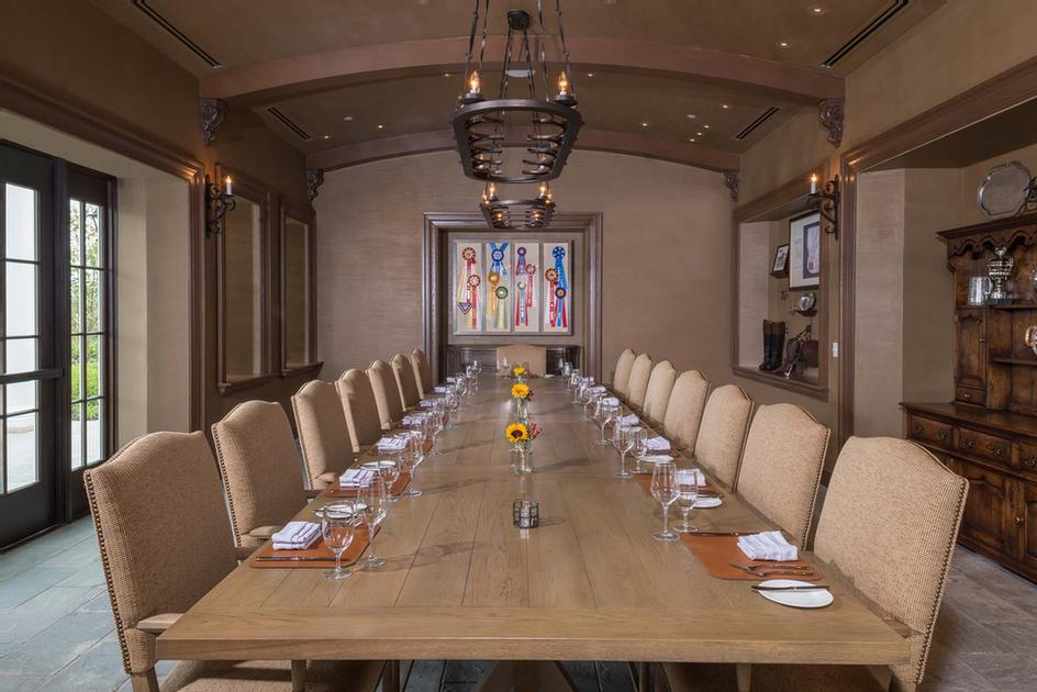 Photo of Upperville Private Dining Room