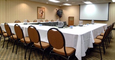 Comfort Inn & Suites Garden Room Meeting Space Thumbnail 2