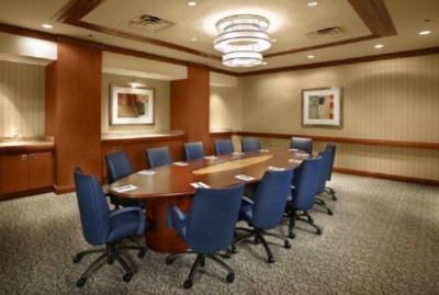 Photo of Davidson Boardroom