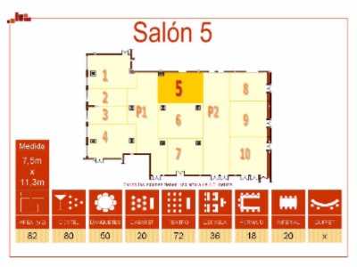 Room 5 Meeting Space Thumbnail 1