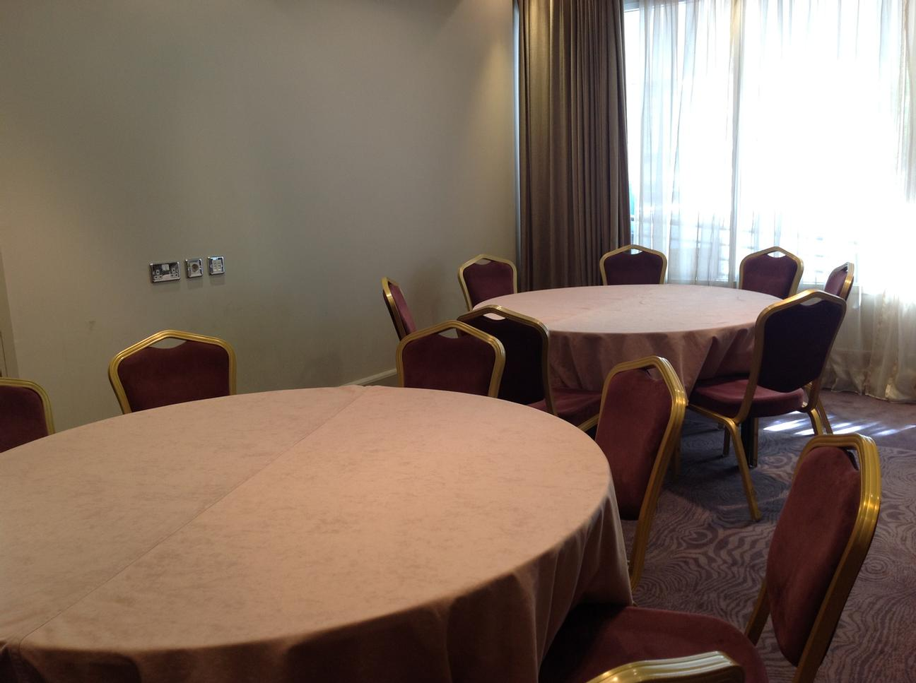 The William West Suite Meeting Space Thumbnail 2