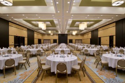 Photo of Polaris Ballroom AB, DE, BC, or EF