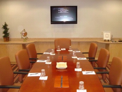 Photo of Lindbergh Boardroom