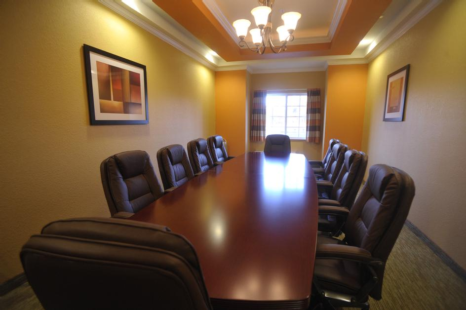 Photo of pitt meeting room