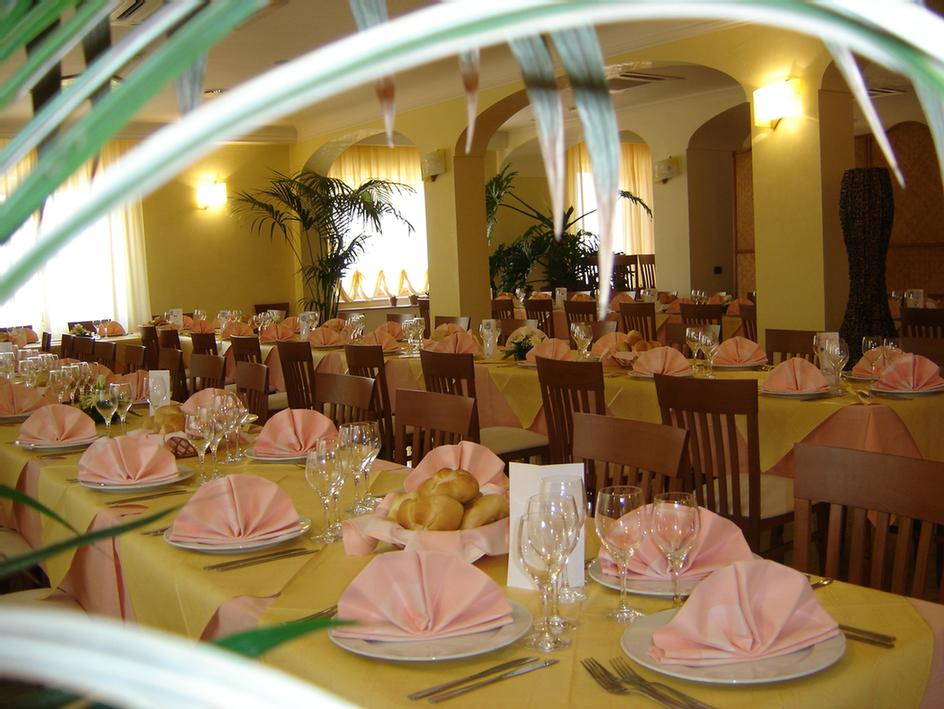 Photo of sala ristorante la praia