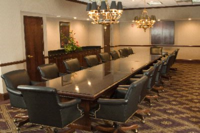 Photo of Wilmington Board room