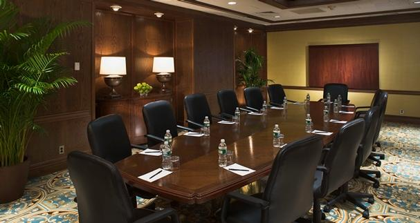 Photo of Charter Oak Boardroom