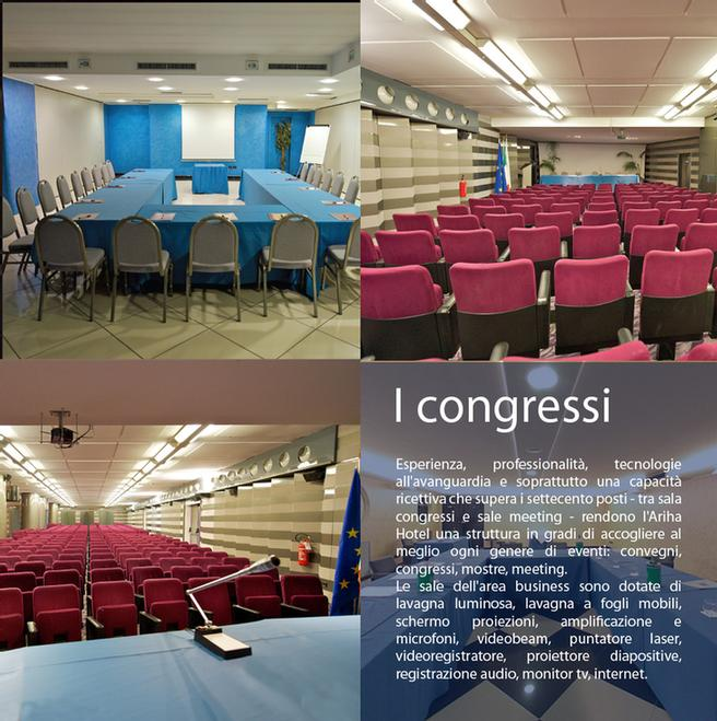 sala congressi Meeting Space Thumbnail 3