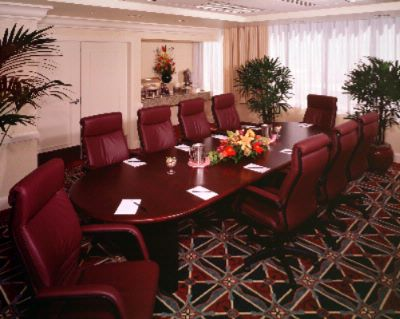 Photo of Healdsburg Boardroom