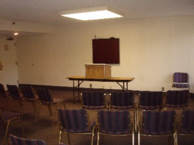 Photo of Griffith Room