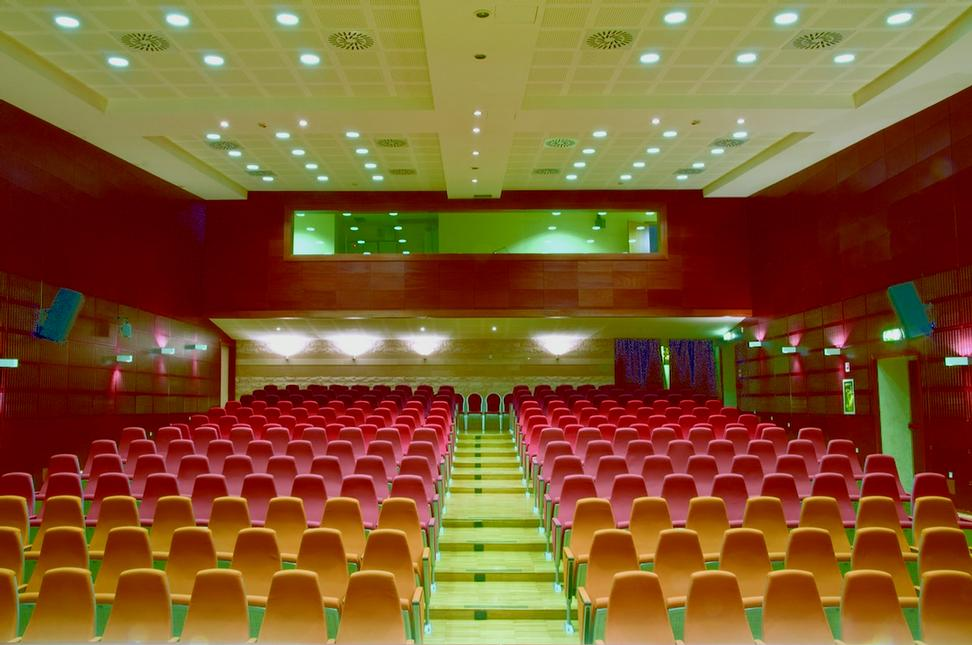 CENTRO CONGRESSI GIOVANNI PAOLO II Meeting Space Thumbnail 2
