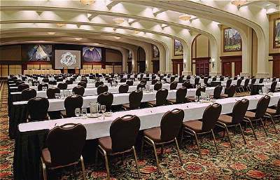 Photo of Mount Temple Ballroom