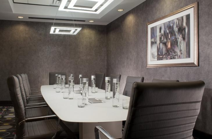 Photo of Emerald Executive Boardroom