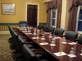 Photo of Tillinghast Boardroom