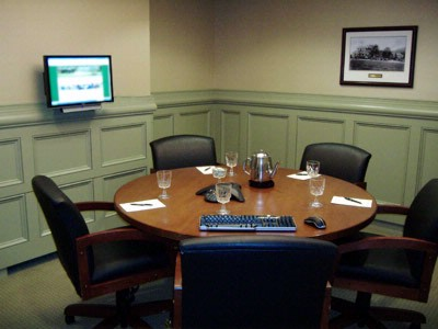 Photo of Shawnee Boardroom