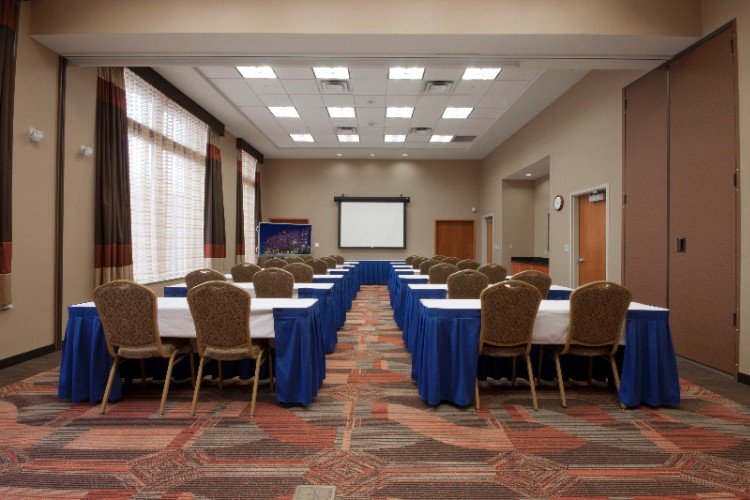 Photo of Combined Meeting Rooms