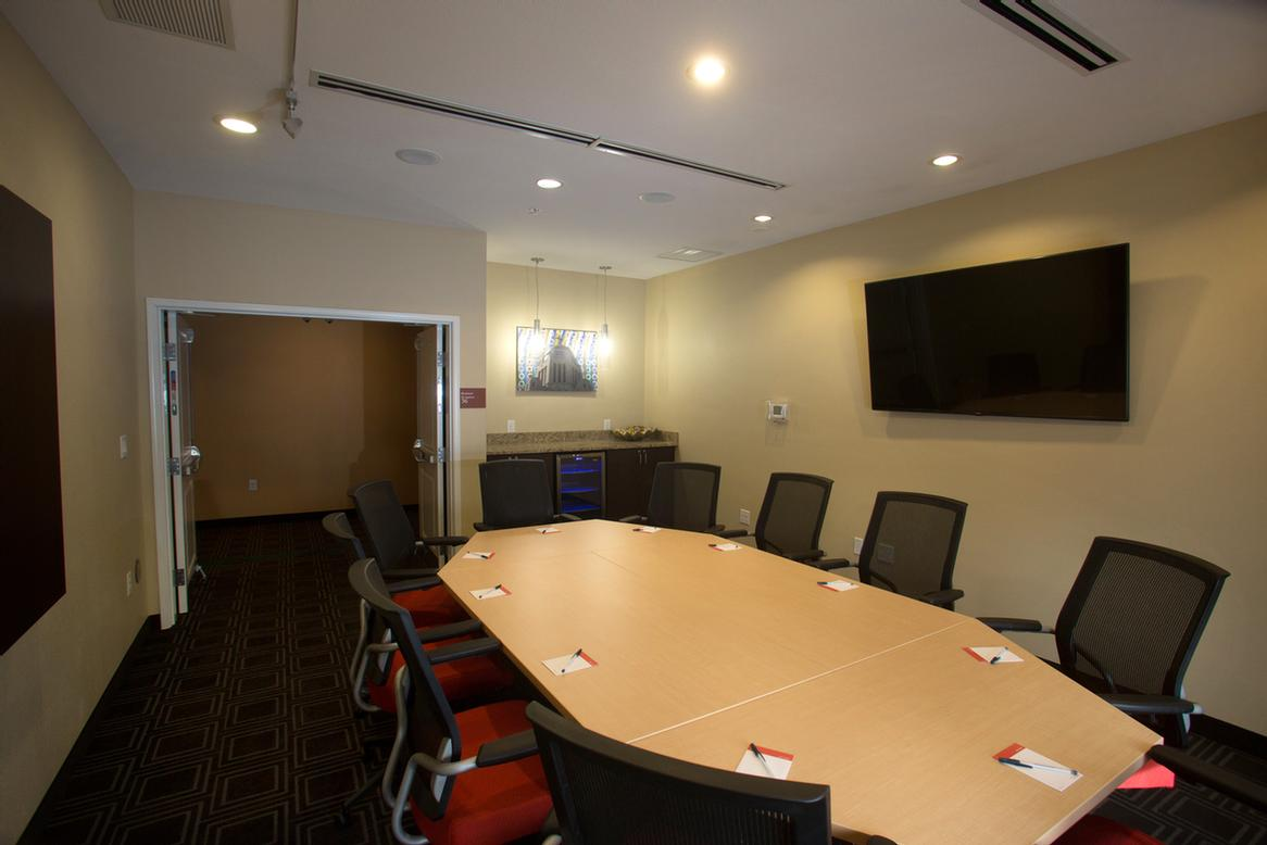 Photo of Herbie Husker Board Room