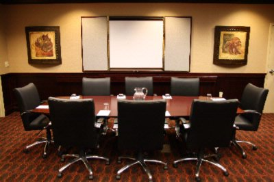 Photo of Hampton Inn Webster Boardroom