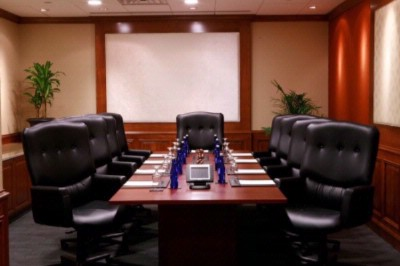 Photo of Grand Cascades' Gallium Boardroom