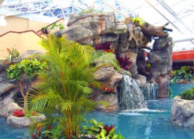 Photo of Grand Cascades' Biosphere