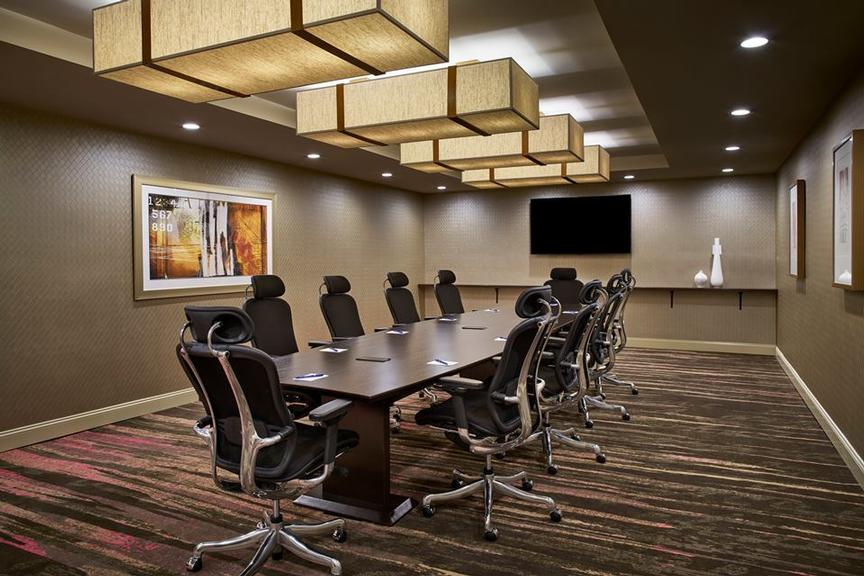 Photo of Heart Boardroom