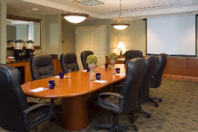 Photo of Goldenrod Boardroom