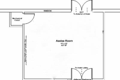 Photo of Azalea Room