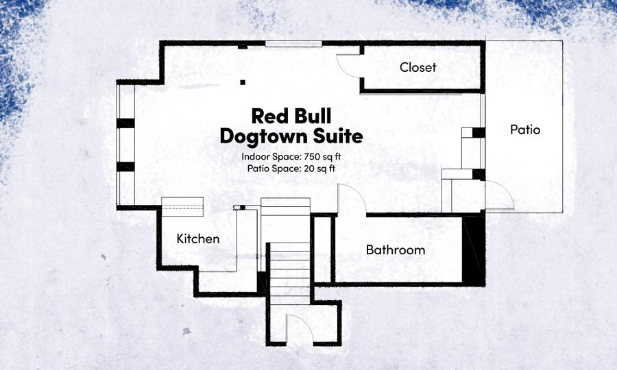 Photo of Red Bull Suite