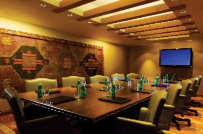 Photo of Turquoise Conference Room
