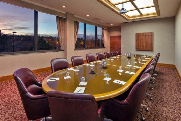 Photo of Jefferson Boardroom