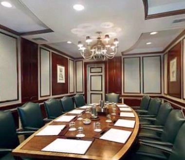 Photo of Marie Fedock Boardroom