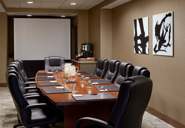 Photo of AC Boardroom