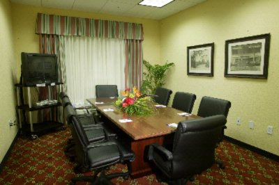 Photo of Peace River Board Room