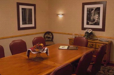 Photo of Rocky Mountain Boardroom