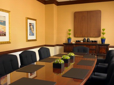 Photo of Starbucks Boardroom