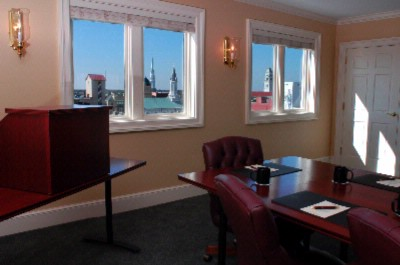 Executive Penthouse Level Boardroom Meeting Space Thumbnail 1