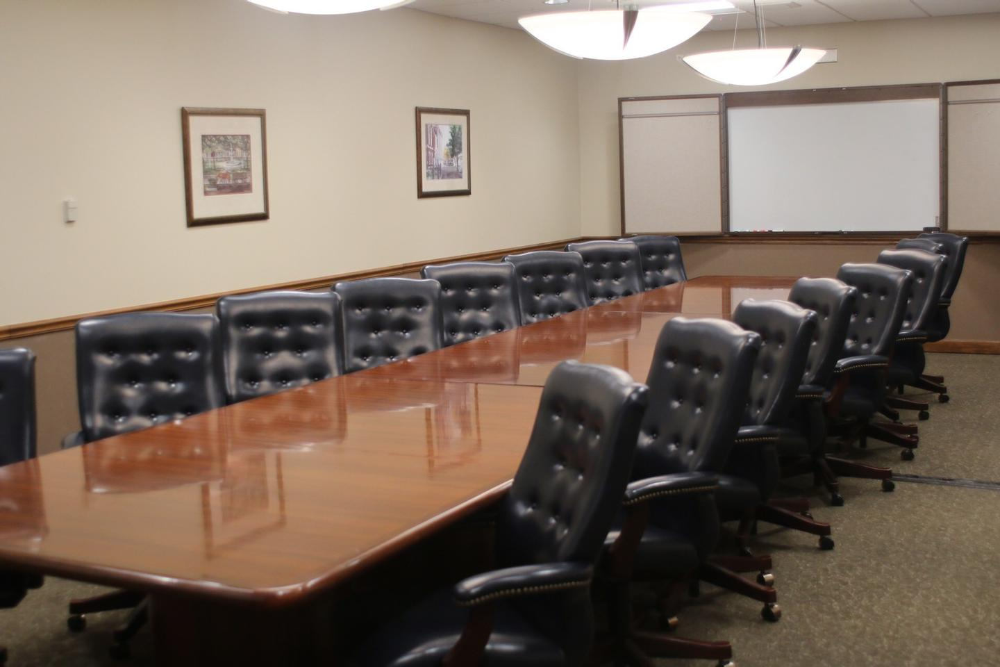 Photo of Crosswinds Boardroom