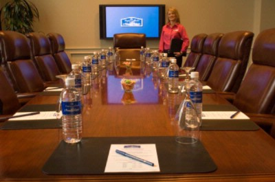 Photo of Virginia Boardroom