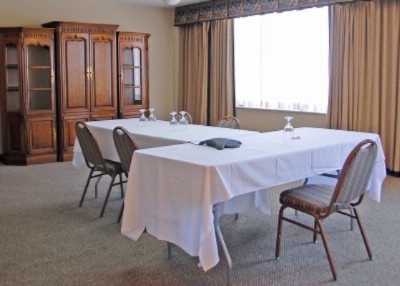 Photo of Taylor Boardroom