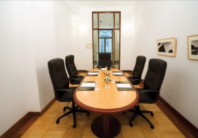 Photo of MEC Boardroom