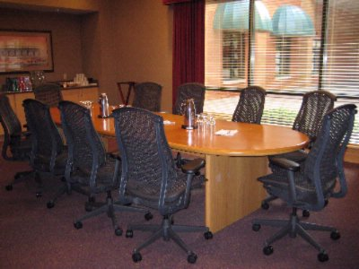 Photo of Iowa Board Room