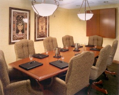 Photo of Frankfurt Boardroom