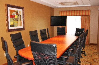 Photo of The Burgess Boardroom